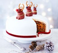 Just a christmas cake