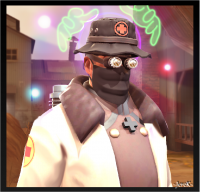Good 3rd Cosmetic to use with the Big Topper and Showstopper for Spy